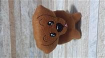 Mini Dog Golden