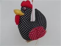 Mobile de galinha da angola com asas