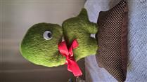 Peso de porta dinossauro brontossauro
