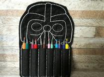 Porta Lápis Darth Vader