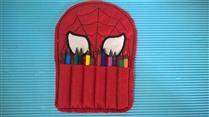 Porta Lápis Homem Aranha